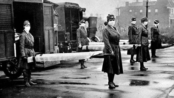 Эпидемия испанского гриппа в 1918 году. Как это изменило медицину