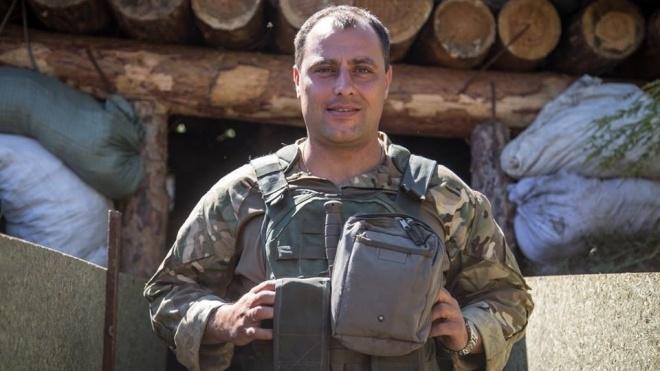 Зеленский назначил начальником Управления госохраны «киборга» Оцерклевича