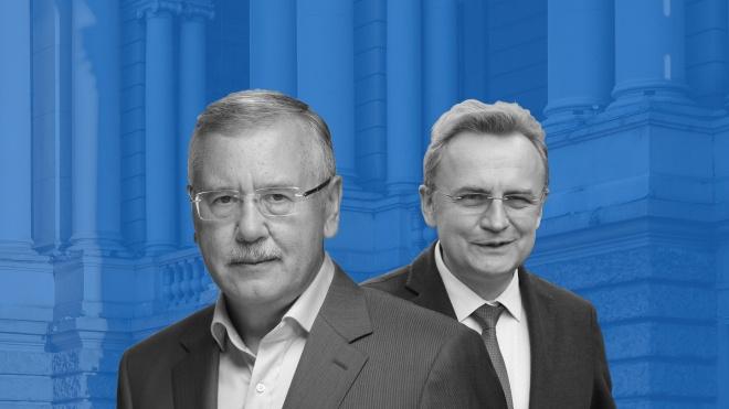 30 дней до выборов.  Андрей Садовый снял свою кандидатуру в пользу Анатолия Гриценко. Все, что известно на данный момент