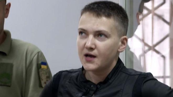 Суд продлил арест нардепа Надежды Савченко до конца октября