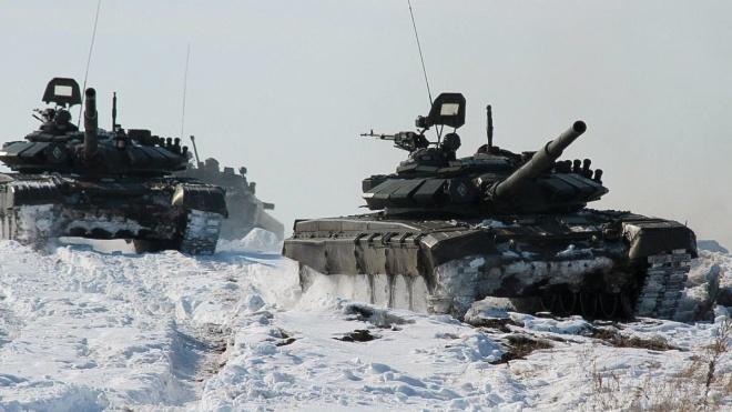 Розвідка: Біля кордонів України російські війська нарощують сили та приведені у бойову готовність