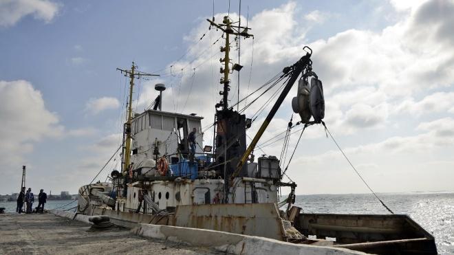 Российское судно «Норд» в третий раз выставили на аукцион. Цену снизили более чем на 260 тысяч гривен