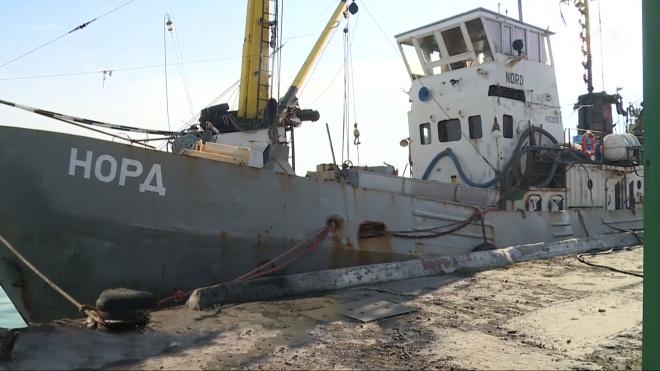 Семеро моряків російського «Норду» повернулися в Крим. Їх обміняли на українців