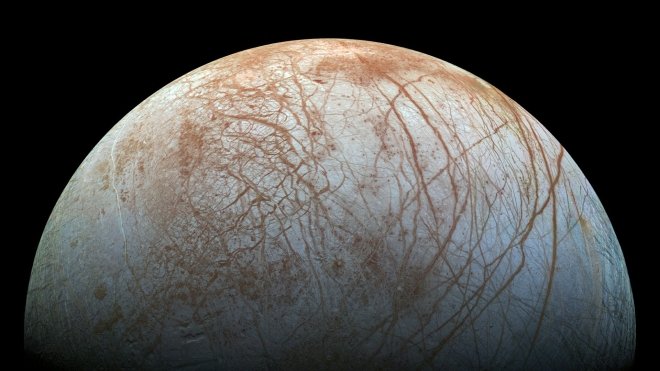 Супутник Юпітеру, на якому може бути життя, світиться зеленим. Нова космічна місія має розкрити його таємниці