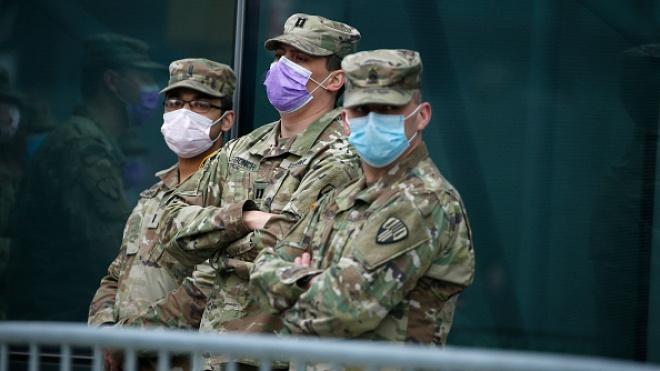 Трамп пригрозив подавити протести силами армії США. У Пентагоні цим стурбовані