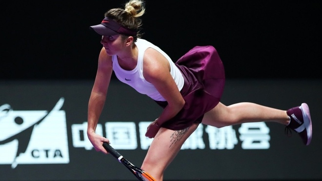Тенісистка Світоліна не змогла вийти до фіналу на Олімпіаді в Токіо. Вона побореться за «бронзу»