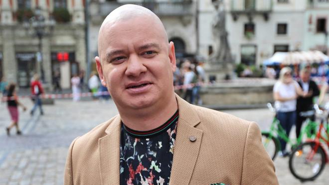 Кличко пожартував, що артист «Кварталу» Євген Кошовий може балотуватися в мери Києва