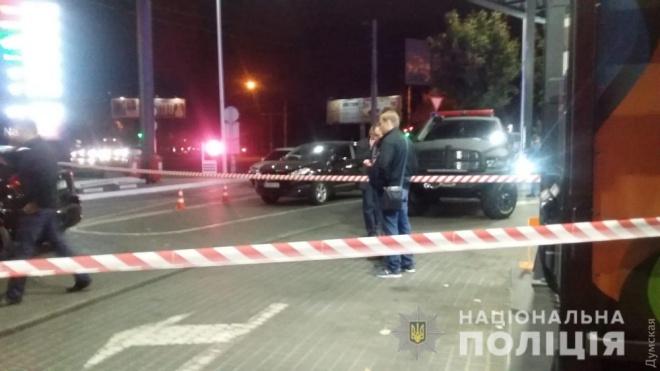 Стрілянина в Одесі: нападників затримали у Білгороді-Дністровському. В «Автомайдані» кажуть, що потерпілий не має до них відношення