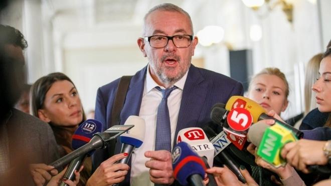 Нардеп Березкин, который фигурирует в деле НАБУ о хищениях в Ощадбанке, перешел в группу партии «Відродження»