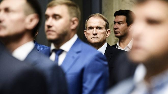 «Родовище на 38 мільярдів гривень». Офіс генпрокурора підозрює Медведчука в незаконному видобутку газу у Криму
