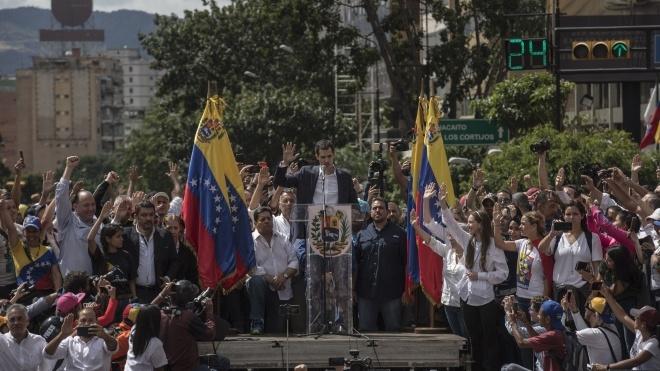 Опозиція Венесуели заперечує розрив дипломатичних взаємин з будь-якою з країн світу