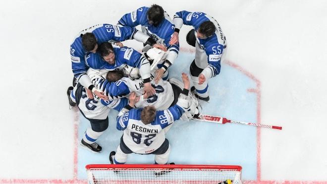 Ночью: финны в третий раз стали чемпионами мира по хоккею, Европарламент объявил результаты выборов, а «Океан Эльзы» дал концерт ко Дню Киева