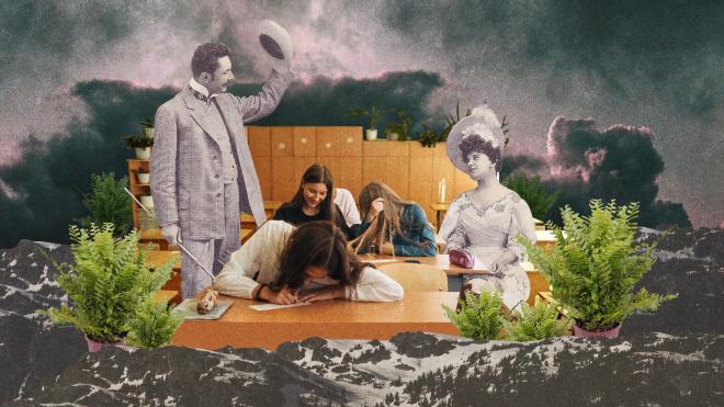 У деяких українських школах почали викладати «Основи сім'ї». Ми вивчили підручник — у ньому написано про християнство, небезпеку контрацепції та дошлюбного сексу