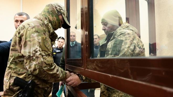 ФСБ Росії попросила суд продовжити арешт українських моряків