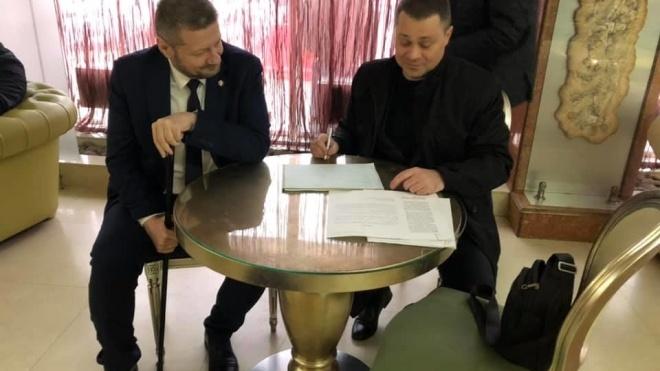 На нардепа Мосийчука составили протокол за фото бюллетеня. Он пойдет в суд