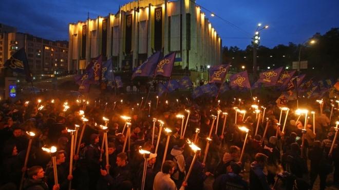 14 жовтня в центрі Києва через марш УПА перекриють рух. Список вулиць