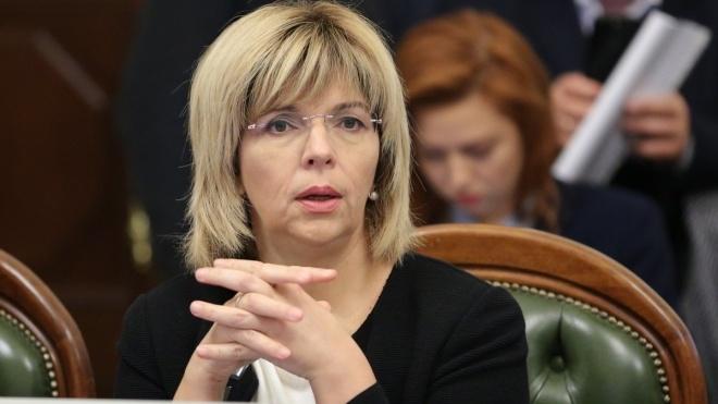 Нардеп Ольга Богомолец идет в президенты