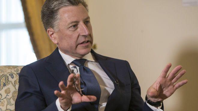 Спецпредставитель США Волкер: никакого референдума на Донбассе не может быть