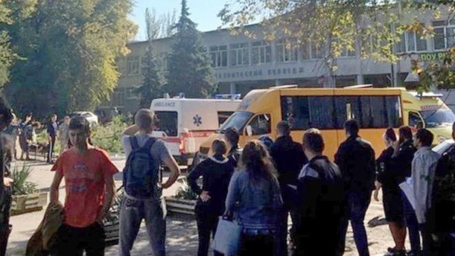 Розстріл студентів в Керчі: опубліковані імена 19 загиблих
