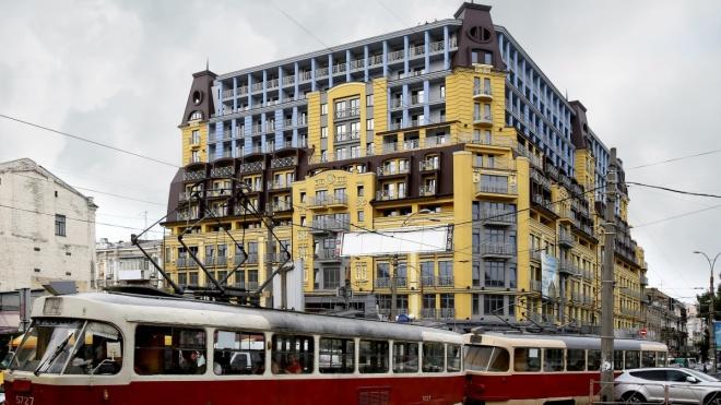 Верховний суд знову заборонив вводити в експлуатацію «будинок-монстр» на київському Подолі