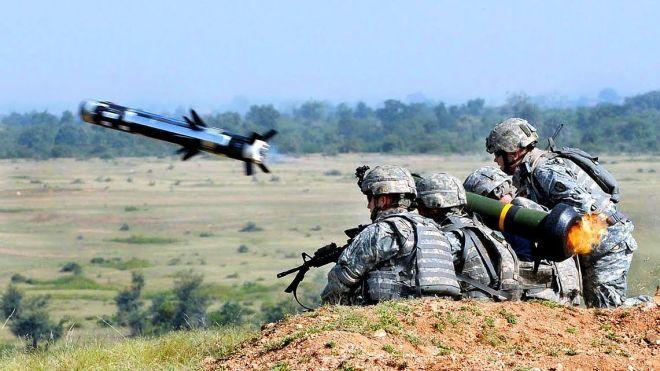 Пентагон заказал на 307,5 млн производство Javelin для Украины и еще пяти стран