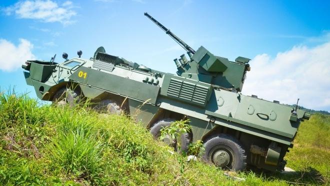 М'янма вироблятиме українські броньовики БТР-4 та артилерійські установки «Гвоздика»