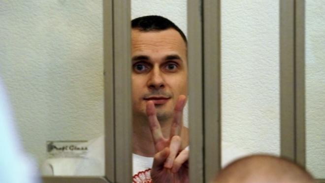 Сенцову присудили премію Європарламенту імені Сахарова