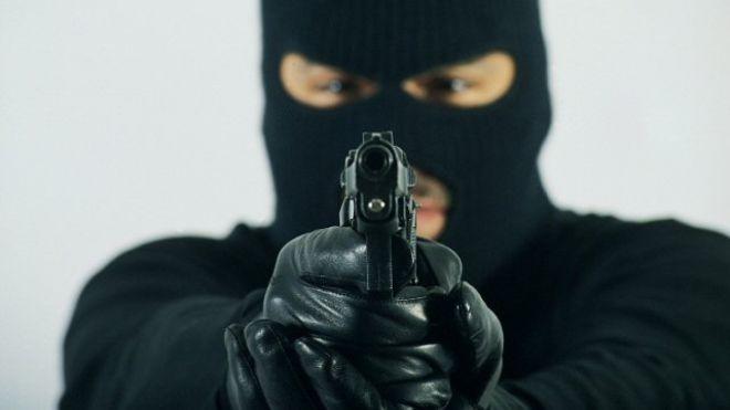 Ограбление ювелирки в Киеве. Грабители говорили на иностранном языке