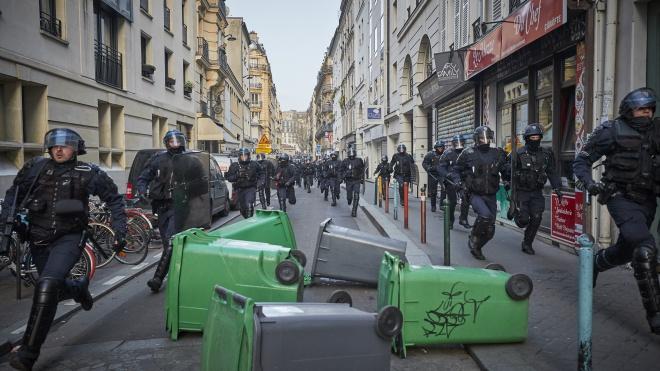 Протести «жовтих жилетів» у Парижі: затримано 31 активіста