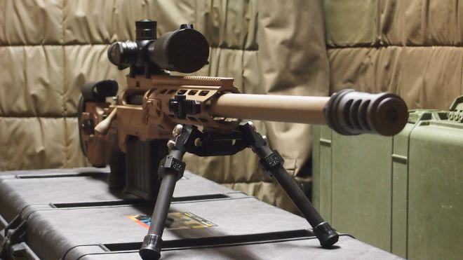 Канада поставит в Украину снайперские винтовки с глушителем. Это первая партия летального оружия из Оттавы