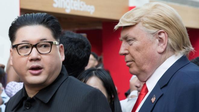 В'єтнам депортував двійника Кім Чен Ина напередодні зустрічі лідера Північної Кореї з Трампом