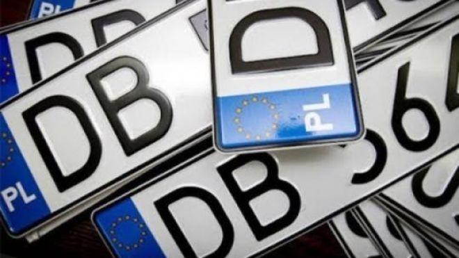 Исследование: 10% легковых авто в Украине ездят на «евробляхах»