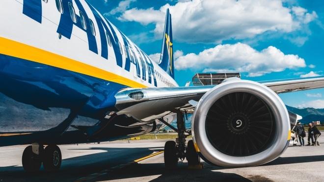Ryanair запустить 5 нових рейсів із Києва