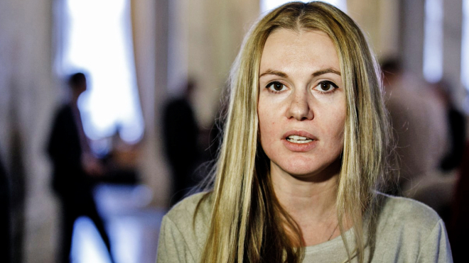 Нардеп Скороход: За то, что я не голосовала за рынок земли, задержали моего мужа для выдачи России
