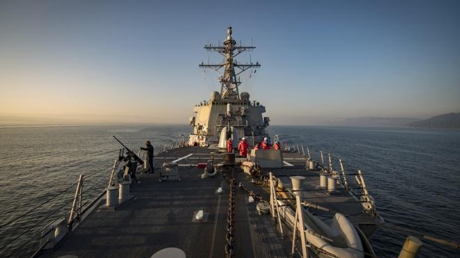 Американський есмінець Donald Cook знову прямує в Чорне море. Цього разу до Одеси