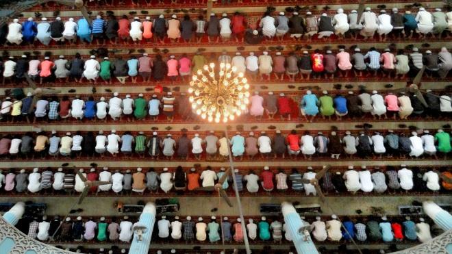 У турецькій провінції мусульмани майже 40 років молилися не в той бік. У всьому винні будівельники