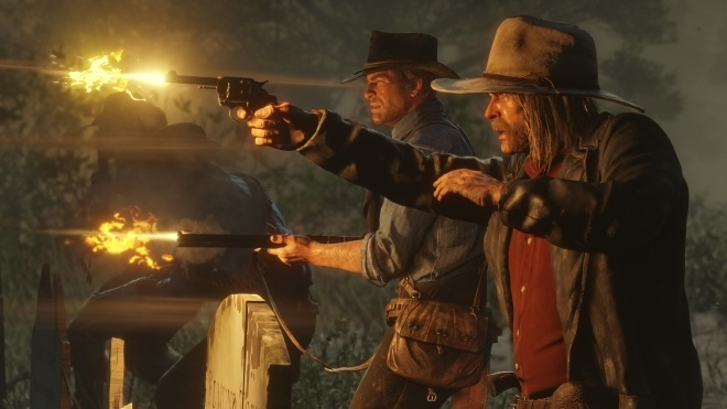 Замість обридлого Zoom — на Дикий Захід. Британське видавництво перенесло свої конференції до гри Red Dead Redemption 2