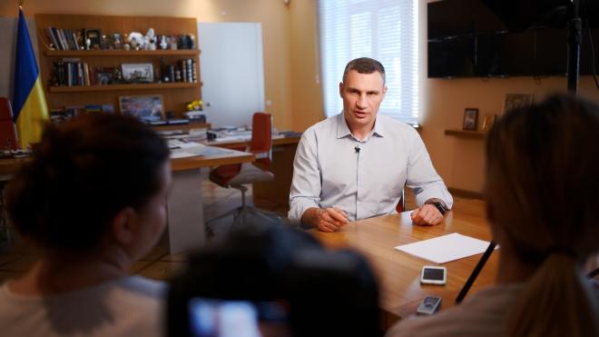 Кличко стверджує, що у нього «нормальна» комунікація з Офісом президента попри конфлікти