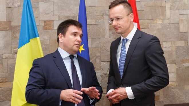 Клімкін: Угорщина припинила видачу своїх паспортів в Україні