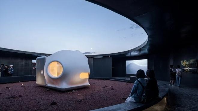 Xiaomi представила будинок для життя на Марсі