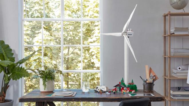 Lego представила перший конструктор зекопластику. Він виготовлений з цукрової тростини
