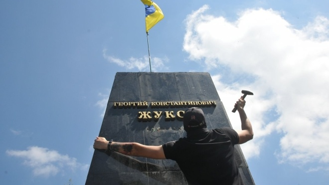 Суд в Харькове снова признал незаконным переименование проспекта Григоренко в честь маршала Жукова
