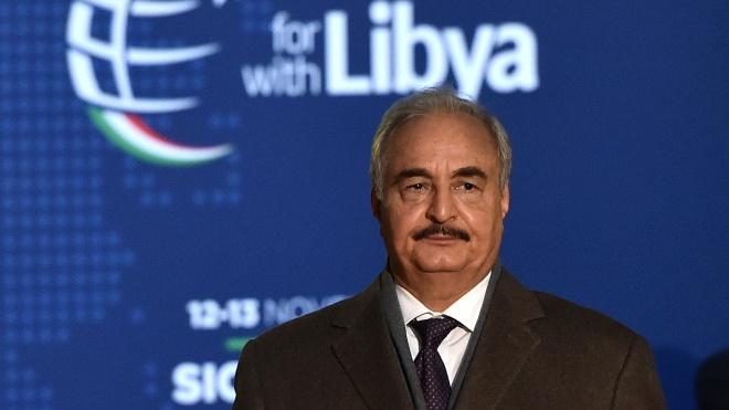 Командир Лівійської національної армії закликає до наступу на Триполі під час Рамадану
