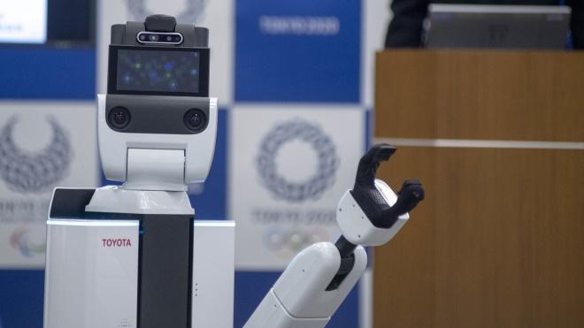 На Олимпиаде-2020 в Токио будут работать роботы. Вот как они выглядят