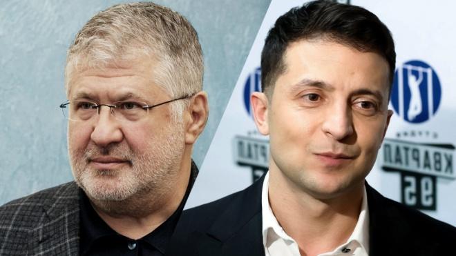 Коломойський назвав себе «маріонеткою Зеленського» і розповів про стосунки зі «Студією Квартал 95»