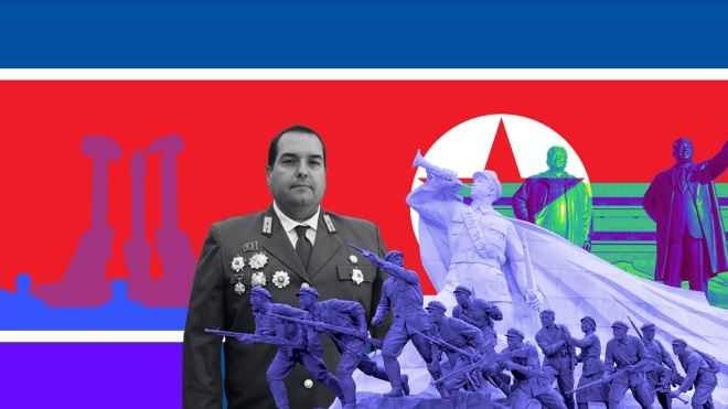 Потомок испанских аристократов с детства мечтал работать на Северную Корею и добился своего. Теперь он единственный в мире лоббист бизнеса в КНДР — пересказываем материал Bloomberg