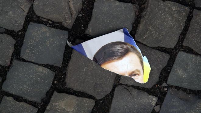 Генпрокуратура: Янукович перебуває у міжнародному розшуку Інтерполу