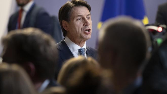 «Мы работаем над этим». Премьер Италии хочет снять санкции с России
