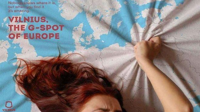 Вильнюс рекламирует себя как «европейскую точку G» с помощью эротических роликов