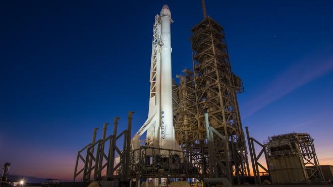 SpaceX объявила дату запуска первой гражданской космической миссии